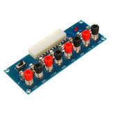 5pcs XH-M229 Desktop Computer Chassis Power Supply Module ATX Transfer Board Power Output Terminal Module