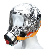 TZL30 Personal Fire Escape Mask Smoke Protection Security Mask for Home Hotel Office