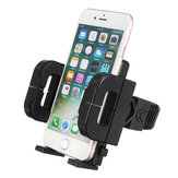 Universal Motorcycle Scooter Mount Bike Holder For Mobile Phone Iphone Samsung