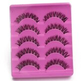 False Eyelashes Fake Eyelash Soft Long Handmade Makeup Eye Lash