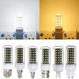 E27/E14/E12/B22/G9/GU10 LED Bulb 6W SMD 4014 96 600LM Pure White/Warm White Corn Light Lamp AC 220V