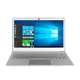 Jumper EZbook X4 Notebook Intel Gemini Lake N4100 4Go RAM + 128Go SSD 14.0 inch Windows 10 Ordinateur Portable