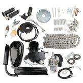 80cc 2 Zamanlı Döngü Motorlu Bisiklet Siyah Gövde Motor Motor Kit