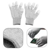Anti-static Antiskid Guantes PC Computer ESD Electronic Work Labour Protection