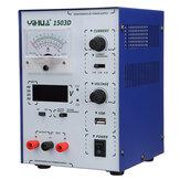 YIHUA 1503D 15V 3A 110V/220V Precision Variable Dual Digital DC Power Supply Lab Test