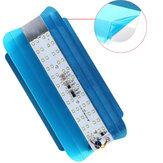 50W Pure White Impermeable 48 LED Punto de seguridad de la luz de inundación Lámpara para al aire libre Cobertizo de jardín AC220-240V