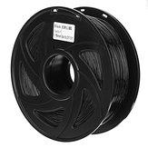 Creality 3D® 1.75mm 1KG / Rouleau Filament TPU Noir Flexible pour Imprimante 3D / Stylo 3D / Reprap / Makerbot
