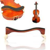 Professionnel réglable en bois d'érable épaule pour violon pour 3 / 4-4 / 4 violon