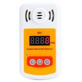 KXL-601 Mini Carbon Monoxide Detector Meter CO Gas Leak Detector Meter with Sound and Light Alarm