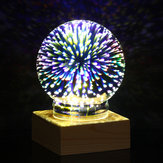 STEM Upgrade USB Plasma Ball Sphère Lightning Magic Magique Cristal Lampe de bureau Globe Décor D'ordinateur