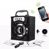 bluetooth Wireless Portable LED Outdoor Super Bass USB/TF/AUX/FM Radio Speaker