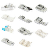 11pcs Universal Household Sewing Machine Presser Foot Feet For Brother Singer Janome