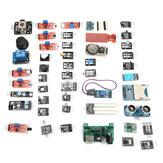 Geekcreit® 45 In 1 Kit de Tablero de Módulo del Sensor Versión de Actualización Para Arduino Paquete de Bolsas de Plástico