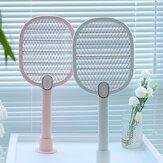 3lifemoustiquaireélectriqueanti-moustiquesDispellerrechargeable LED raquette moustique électrique insecte insecte mouche moustique filet 3 couches