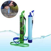 IPRee®-Filtreàeauportable - Paille - Purificateur - Nettoyant - Trousse à boire et à boire avec survie
