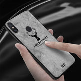 Bakeey™ Deer Shockproof Cloth Soft TPU Back Cover Protective Case for Xiaomi Redmi Note 5