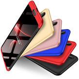 Bakeey ™ 3 in 1 Çift Dip 360 ° Tam Koruma PC Koruyucu Kılıf Huawei P20 Pro için