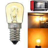 AC220-240V Haute température 300 ℃ E14 25W Cuisinière LED Four micro-ondes