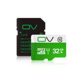 Original OV 80Mo/S Niveau10 Micro SD Carte de Mémoire avec Carte Micro SD à SD Kit Lecteur