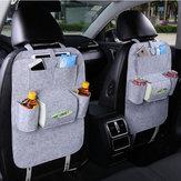 Honana HN-X2 سيارة المقعد الخلفي المنظم 7 ألوان شنقا حامل سيارة تخزين حقيبة سفر الملحقات