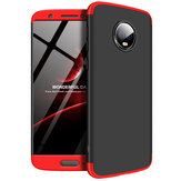 Bakeey™ 3 in 1 Double Dip 360° Full Protective Case For Motorola Moto G6