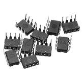 30pcs NE555 NE555P NE555N 555 Timers DIP-8 TEXAS IC Chip
