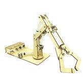 DIY pädagogischer elektrischer Kolben-Zylinder-hydraulischer Roboter-Arm-wissenschaftliche Spielwaren