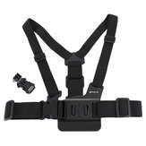 PULUZ Adjustable Mount Belt Chest Strap for Gopro SJCAM for Xiaomi Yi Action Camera