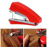 Honana WX-T32 Portable Hand-Held Mini máquina de coser Bolsillo de tela de ropa para DIY Needlework inalámbrico