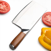 Xiaomi Mijia Butcher Knife Stainless Steel Kitchen Knife Multipurpose Use for Home Kitchen or Restaurant