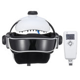 Electric Head Massage Machine Scalp Relax Music Helmet