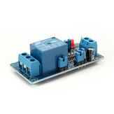 12V Power On Delay Relay Module Delay Circuit Module NE555 Chip