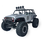Remo Hobby 1073-SJ 1/10 2.4G 4WD Brushed Rc Car Off-road Rock Crawler Trail Rigs Truck RTR Toy