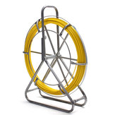 4.5mm Fiber Glass Wire Cable Snak Electric Reel Running Rod Duct Rodder Puller