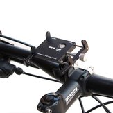 GUB PRO2 Metal Shockproof Anti-slip Bicycle Bike Holder Handlebar Mount for Cell Phone 3.5-6.2 inch
