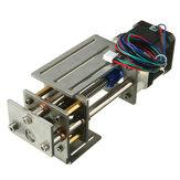 Machifit CNC Z-as Slide Table 50-60mm DIY Frezen Lineaire beweging 3-as graveermachine