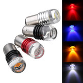 2Pcs 1157 BAY15D COB LED Car Tail Stop Brake Lights Side Marker Bulb Lamp DC 12V