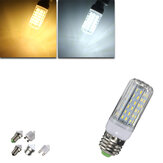 E27 E14 E12 B22 G9 GU10 10W 96 SMD 4014 900Lm LED Fireproof Cover Corn Lighting Bulb AC 220V