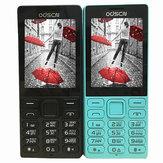 ODSCN 216 2.4 pouces 860mAh Whatsapp FM Radio Haut-parleur Bluetooth Double Sim Mini Carte Téléphone