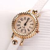 Fashion Ladies Vestido Reloj Pulsera Reloj De Cuarzo