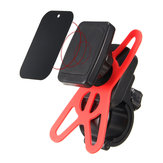 Universal Magnetic Motorcycle Bicycle Bike Handlebar PhonE Mount Holder Stand
