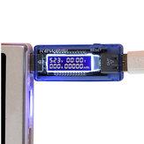 3 en 1 Probador USB Batería Detector de corriente de voltaje Detector de corriente de corriente de corriente móvil