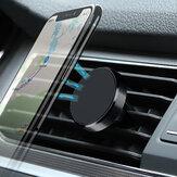 Soporte magnético Coche Soporte para teléfono Rotación de aire GPS Soporte universal para Xiaomi / iPhone