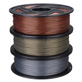 Aluminum/Bronze/Copper 1.75mm 1kg PLA Filament For 3D Printer RepRap