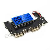 USB Double 5V 1A 2.1A Chargeur Batterie Mobile 18650 Module Chargeur Batterie de Carte PCB