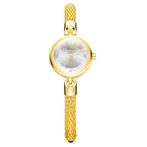 KIMIO KW6128S Fashion Women Quartz Watch Elegant Columnar Strap Ladies Dress Watch