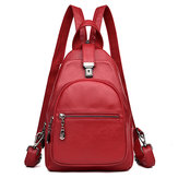 Women Multi-function Anti-theft Backpack Shoulder Bag