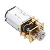 MachifitGM12YN20-298DC12V67RPMengranajede corte engranaje de metal Micro Gear motor para dibujo en 3D Pluma