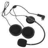 Intercom Headset with Microphone For BT-S2 BT-S1 Motorcycle Helmet Intercom Interphone