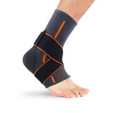 KALOAD Polyester Fiber Fitness Sports Ankle Support Guard Breathable Gym Ankle Protective Ankle Brace